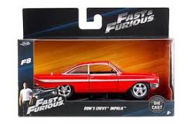 fast and furious 8 in taiwan fast furious 8 dom s chevy impala 1 32 scale 801310983041 ebay