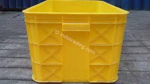 Jual Keranjang Container Plastik Bekas sell plastic basket crates industry code 3326 brand rabbit from