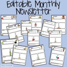 best 25 preschool newsletter ideas on pinterest parent