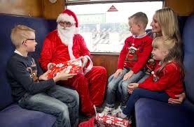 where to meet father christmas in high wycombe