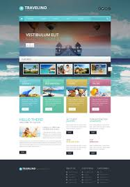 wordpress templates for websites travel agency responsive wordpress theme 51349