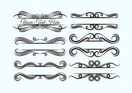 vector ornaments 5757 free downloads