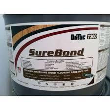 dritac 7300 surebond urethane wood flooring adhesive
