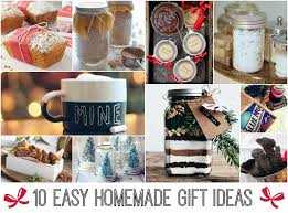 10 easy gift ideas diy gifts easy