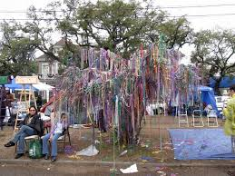 mardi gras trees nola a tree grows on the neutral ground untapped cities