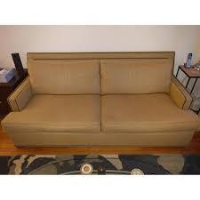 Ethan Allen Sleigh Bed Ethan Allen Custom Couch Aptdeco