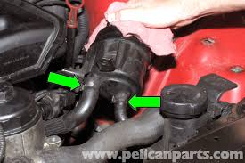bmw e46 power steering reservoir replacement bmw 325i 2001 2005