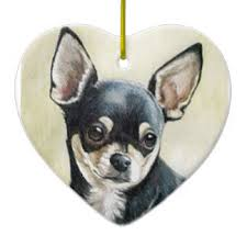 chihuahua ornaments keepsake ornaments zazzle