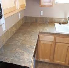tile countertop ideas kitchen everything is again tile countertops then and now tile