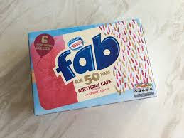 reaching for refreshment review nestle fab new le birthday cake