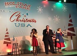 6 Flags Song Recap Six Flags Holiday In The Park Blogger Media Event Talking