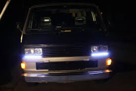 alpena flex led lights installation thesamba com vanagon view topic flexible led lights for