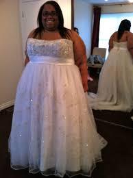 my wedding dress came in weddingbee