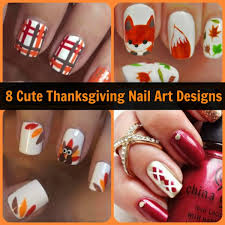8 thanksgiving nail designs jpg