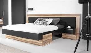 chambre adulte bois awesome chambre avec lit noir 2 lit bois design noir adulte 2