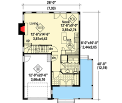 Two Story Craftsman by Two Story Craftsman Cottage 80730pm Architectural Designs