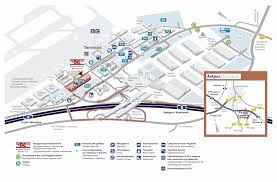 Frankfurt Airport Map Frankfurt To Hahn Airport Bus The Best Bus