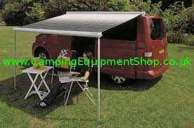 Camper Van Awnings Omnistor 5102 Awning Right Hand Drive Version Vw Volkswagen T5