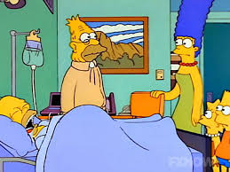 the simpsons u0027homer in a coma u0027 fan theory is u0027intriguing but false