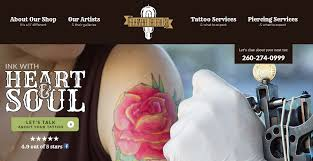 deluxe helps tattoo shop get inked online with new website case
