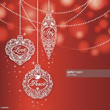 peace ornaments vector getty images