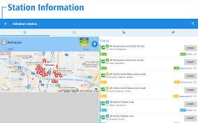 japan rail map tokyo u0026 osaka android apps on google play