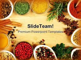spices food powerpoint templates and powerpoint backgrounds ppt th