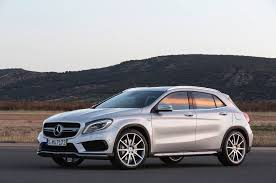mercedes a class 45 amg 2015 mercedes gla45 amg look motor trend