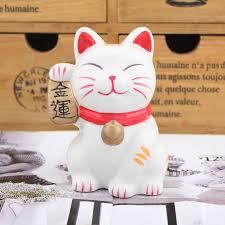 aliexpress buy ceramic lucky cat ornament piggy bank