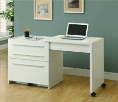 bureau coulissant white slide out desk with storage drawers bureau coulissant avec