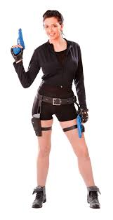 Lara Croft Tomb Raider Halloween Costume Tomb Raider Halloween Costume