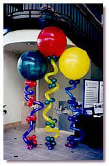 balloon delivery walnut creek ca balloon thrills event décor balloon delivery