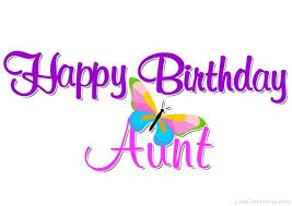 birthday wishes for aunt pictures images graphics for facebook