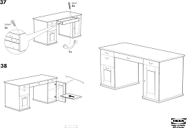 ikea alve bureau manual ikea alve bureau page 1 of 12 german