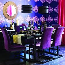 purple dining room ideas best purple decor interior design ideas 56 pictures
