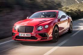 red bentley 2017 by the numbers 2017 bentley continental supersports motor trend