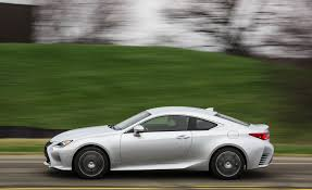 lexus rc 300 driver 2017 lexus rc in depth model review car and driver