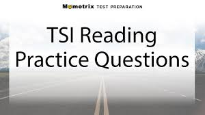 fsot essay sample free tsi reading practice test questions