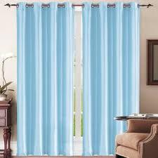 Teal Drapes Curtains Silk Curtains U0026 Drapes You U0027ll Love Wayfair