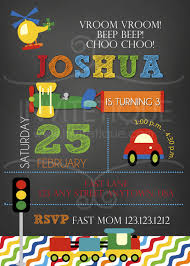 cars party invitation free printable invitation design