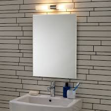 bathroom led lights behind bathroom mirror home design awesome