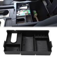 Toyota Tundra Interior Accessories Car Accessories Car Interior Armrest Secondary Storage Central