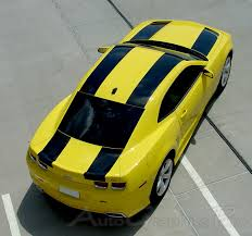 2010 camaro stripes 2010 2013 or 2014 2015 chevy camaro bumble bee 2 style racing
