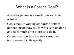 tips on career goal setting by clarke cagingin sosc 125w student
