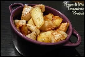 cuisiner des topinambours a la poele poêlée hivernale pomme de terre et topinambour au romarin mes