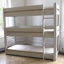 Things To Consider While Purchasing Triple Bunk Bed Dazzling - Triple bunk bed wooden