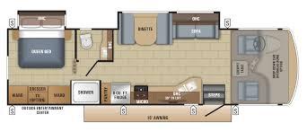 2018 alante class a motorhome floorplans u0026 prices jayco inc