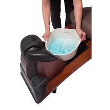 Pedicure Spa Chairs Continuum Simplicity Plus Le No Plumbing Pedicure Spa Chair