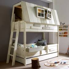 Bed Fort Adorable Treehouse Bunk Bed Plans And Best 25 Bunk Bed Fort Ideas