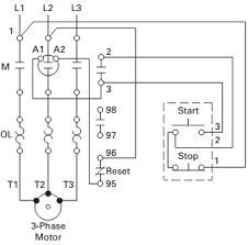 how to wire a motor starter library automationdirect com brilliant